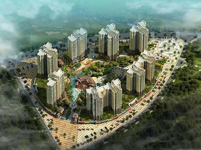 海口观澜湖新城